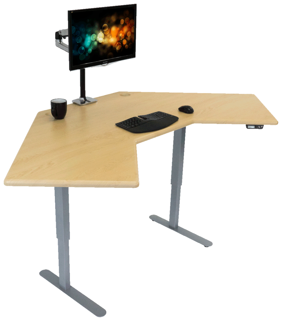 imovr energize standing desk review