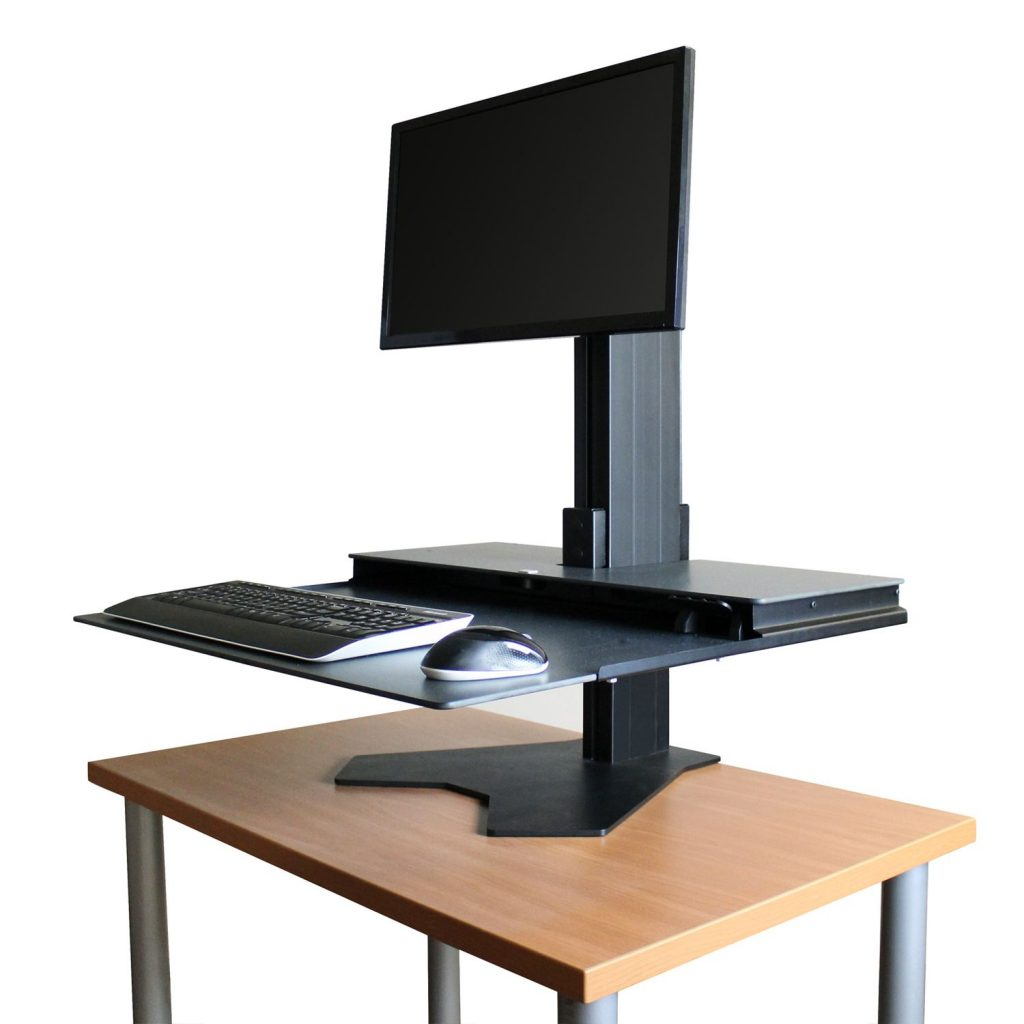 rightangle helium standing desk converter review