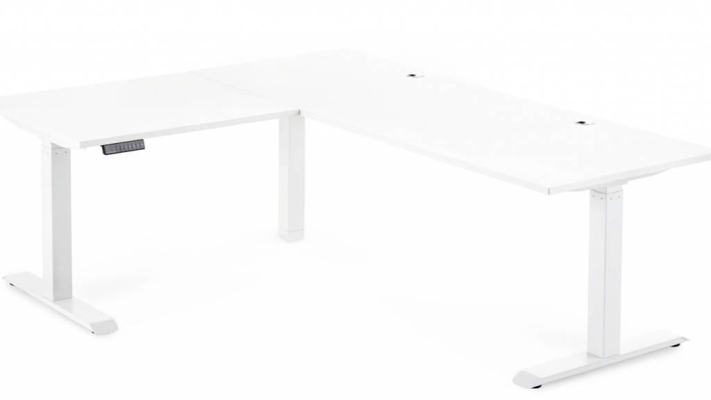 autonomous l-shaped standing desk reviews